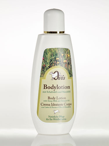 "Bodylotion ""Wiesenduft"""